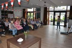Vrijwilligersmiddag Sweelinckhof